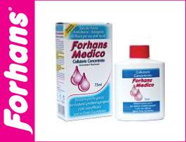 Collutorio Medico Forhans